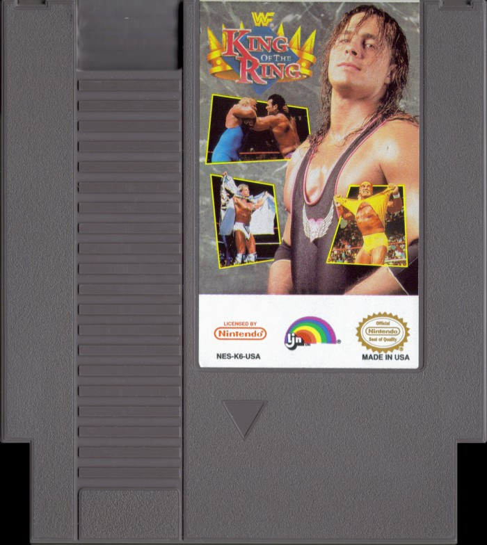 WWF King of the Ring [NES]