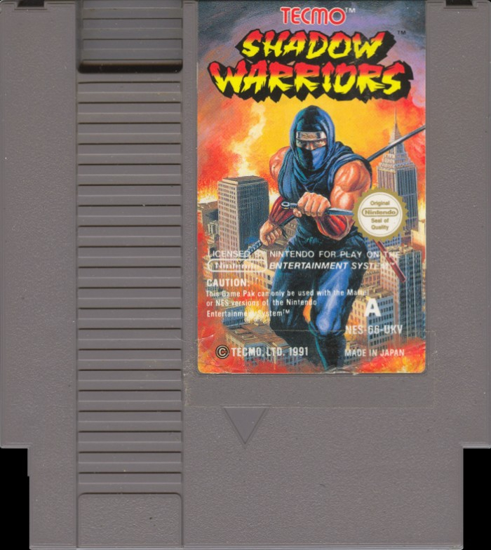 Shadow Warriors [NES]