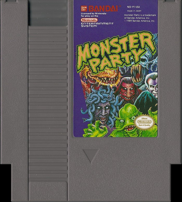 Monster Party [NES]
