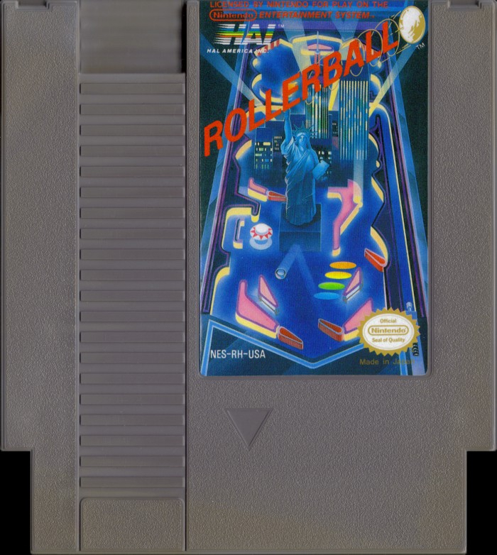 Rollerball [NES]