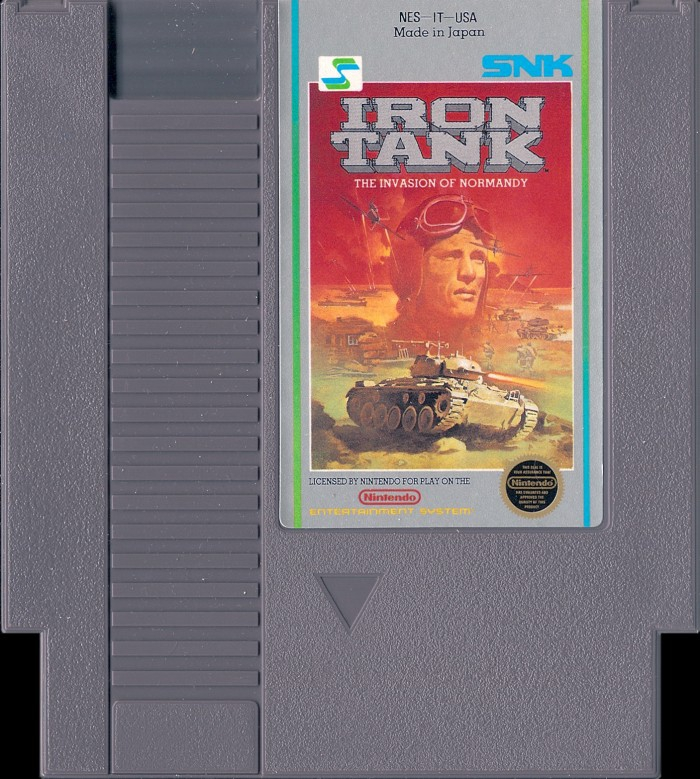 Iron Tank: The Invasion of Normandy [NES]