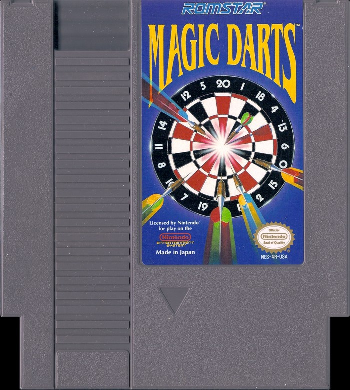 Magic Darts [NES]