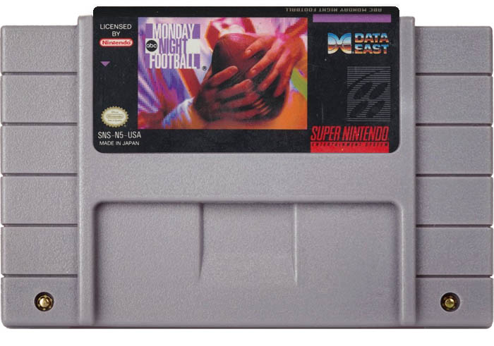 ABC Monday Night Football [SNES]