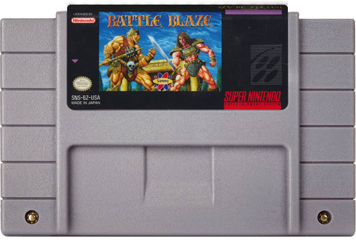 Battle Blaze [SNES]