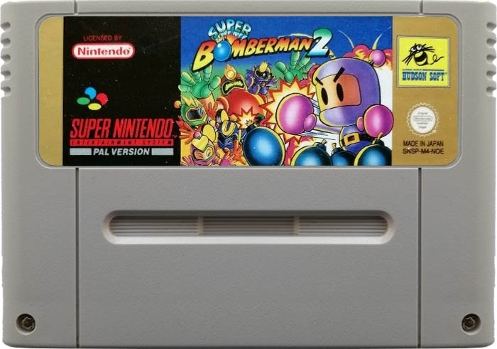 Super Bomberman 2 [SNES]